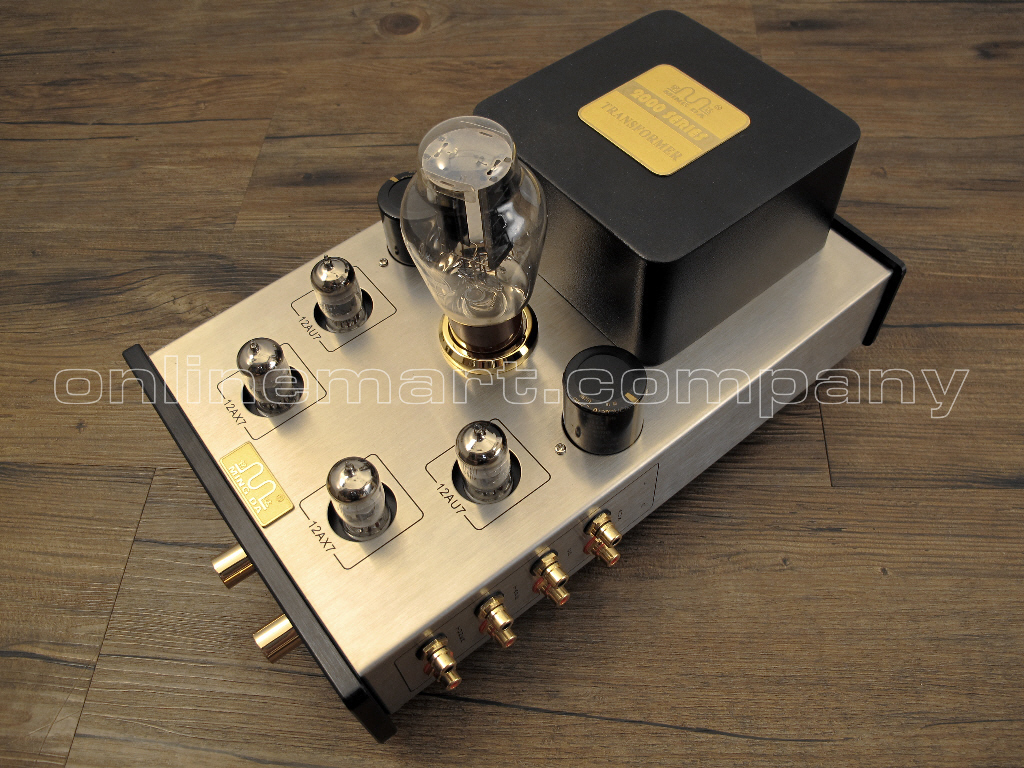 Meixing Mingda Mc 7r Vacuum Tube Pre Amplifier 12au7 12ax7 5z3 Class Mingdabewitchbada Amplifiers Cd Playerpower Amp Preamp
