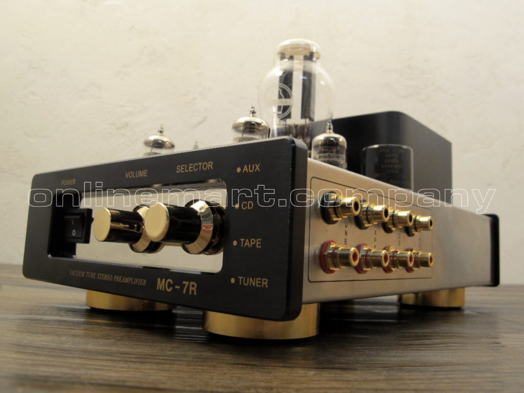 Meixing Mingda Mc 7r Vacuum Tube Pre Amplifier 12au7 12ax7 5z3 Class Mingdabewitchbada Amplifiers Cd Playerpower Amp Preamp Top Unit With Rectifying And Hetian Maoshi Circuit In Traditional Wiring Fully Hand Made