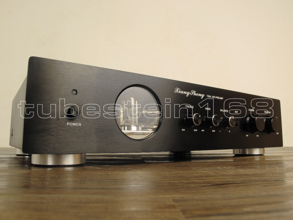 Xiangsheng 728a Bk Vacuum Tube Pre Amplifier Preamp Shigeru Wada Power With El34 8211 35w Japan Circuit 978078958588 Ebay